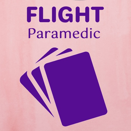 Flight Paramedic Flashcards