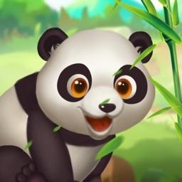 翻滚吧!熊猫