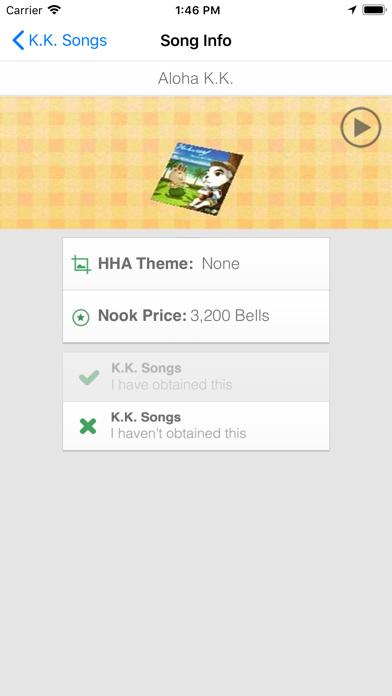 Guide for Animal Crossing NL Screenshot