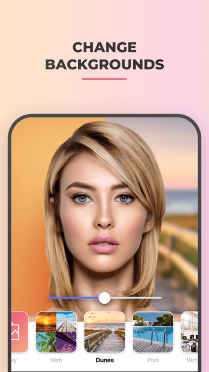FaceApp - AI Face Editor screenshot-3