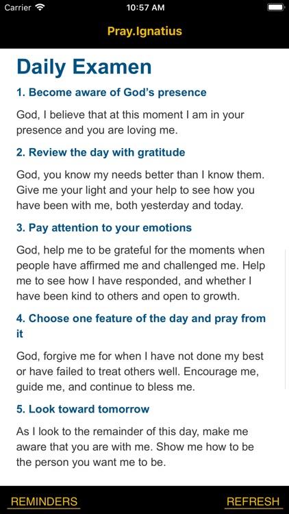 Pray.Ignatius