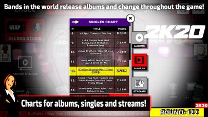 Music Label Manager 2K20 Screenshot