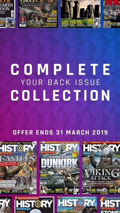 History Revealed magazine screenshot one
