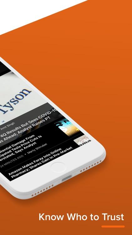 TipRanks Stock Market Research screenshot-9