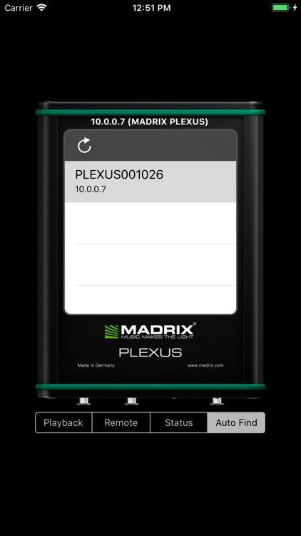Plexus Remote screenshot-3