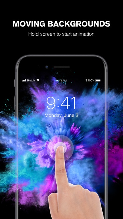 Omni Wallpapers Live HD Themes