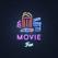 MovieFan: Idle Trivia Quiz