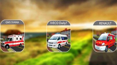 市 救急車 救援 運転のおすすめ画像4