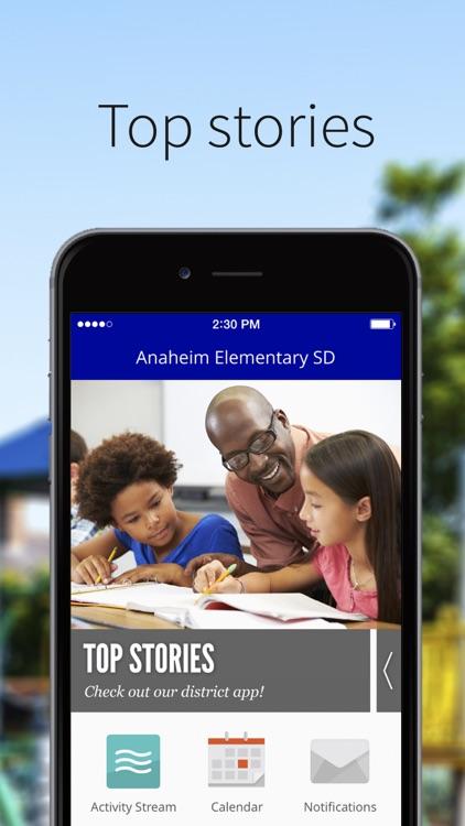 Anaheim Elementary SD
