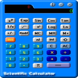 Fancy Scientific Calculator