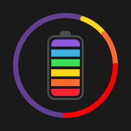 Battery Widget & Color Widget