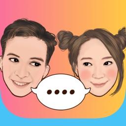 MojiPop: Social Avatar Emoji
