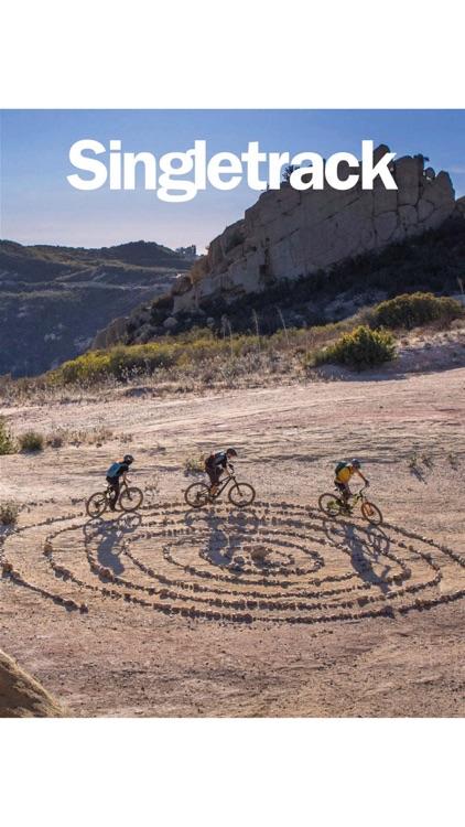 Singletrack Magazine screenshot-3
