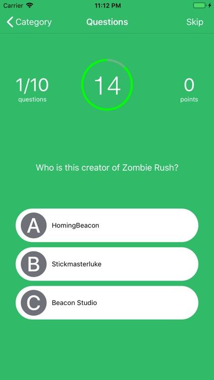 Robuxian Quiz AppRob screenshot-3