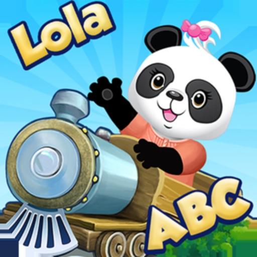 Lola's Alphabet Train ABC Game