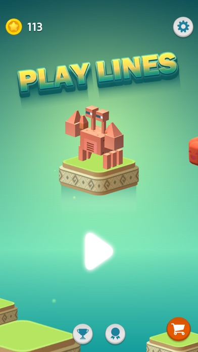 Play Lines: New Puzzle Game screenshot #1