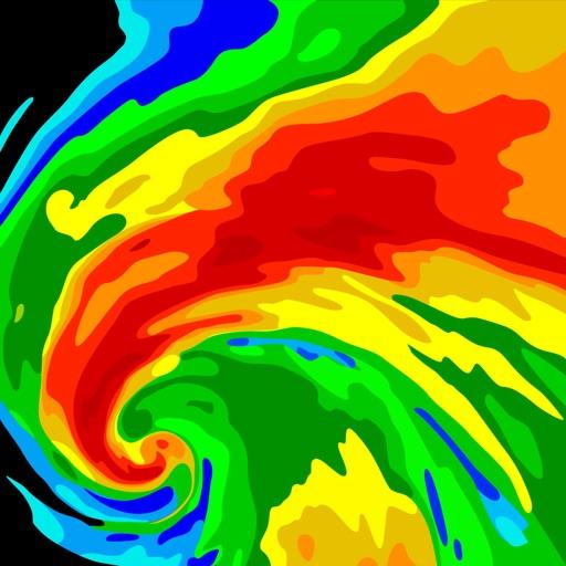 NOAA Weather Radar Live: Clime icon