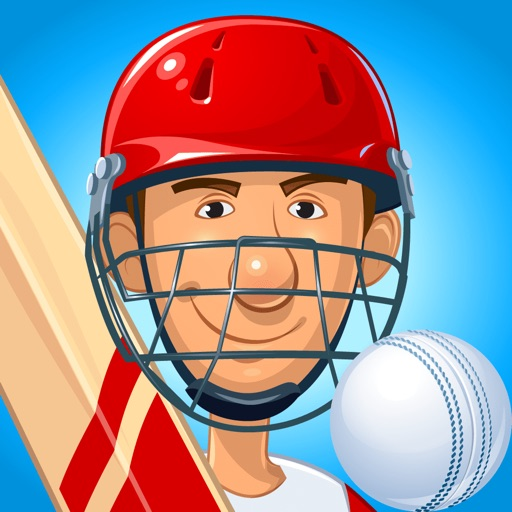 Stick Cricket 2 iOS App