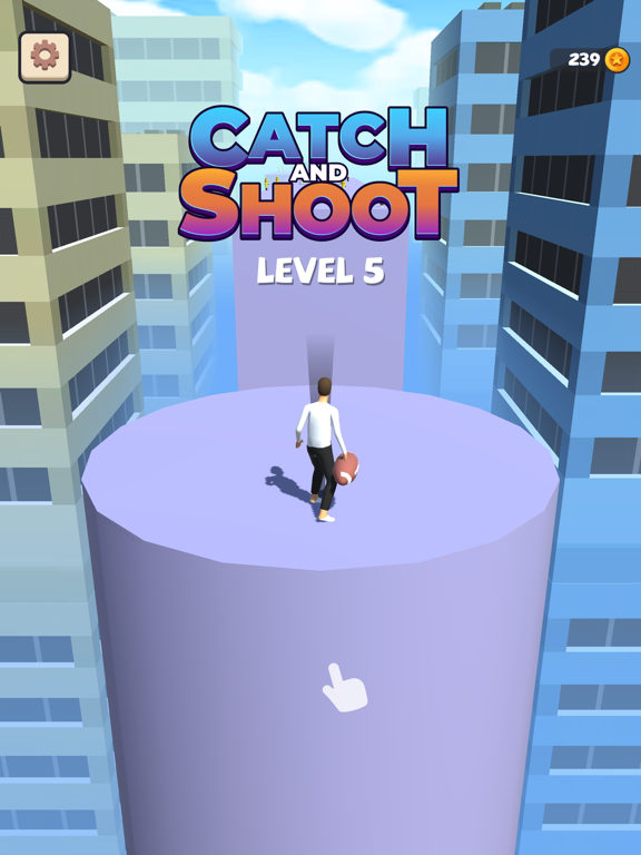 iPad Image of Catch And Shoot