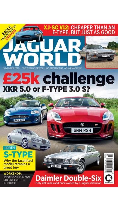 Jaguar World Magazineのおすすめ画像1