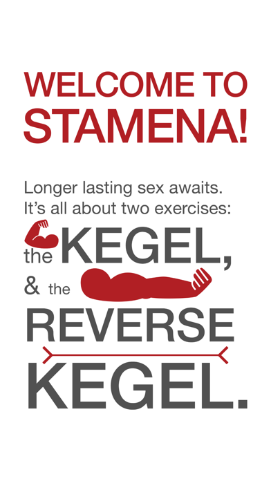 Stamena - Longer lasting sex