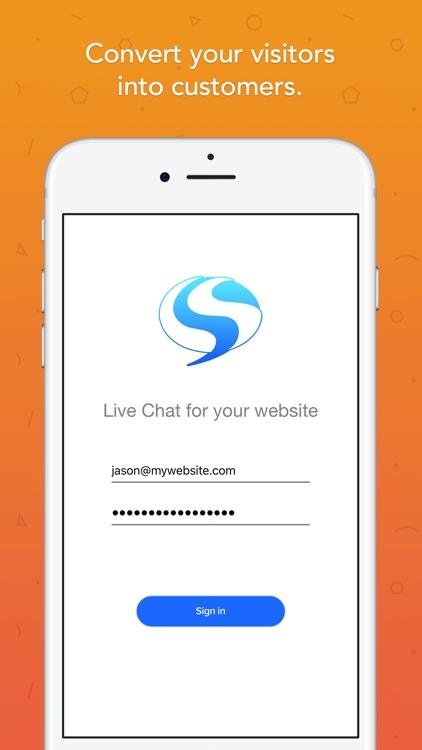LiveSupporti screenshot-3