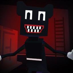 Horror Cartoon Cat Escape