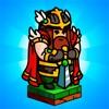 Grow Knights - rpg merge hero - iPadアプリ