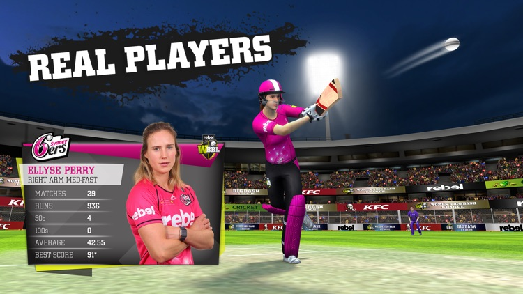 Big Bash Cricket screenshot-5