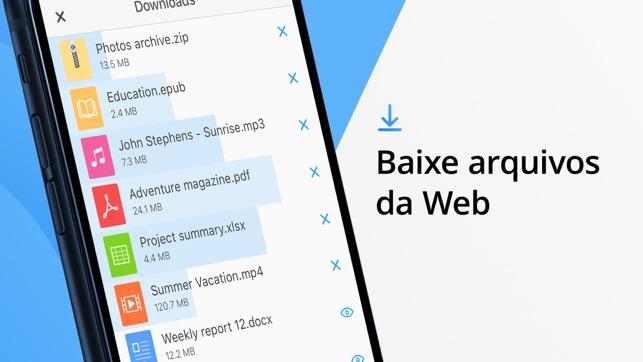 Documents da Readdle Screenshot