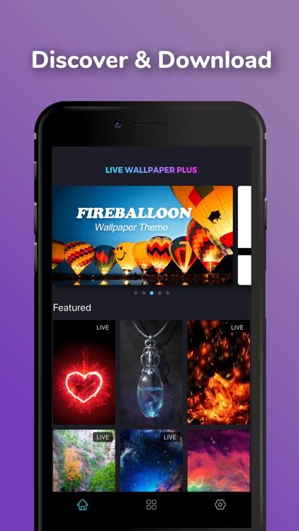 Live Wallpaper Plus HD 4k