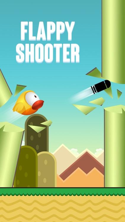 Flappy Bird Shooter screenshot-0