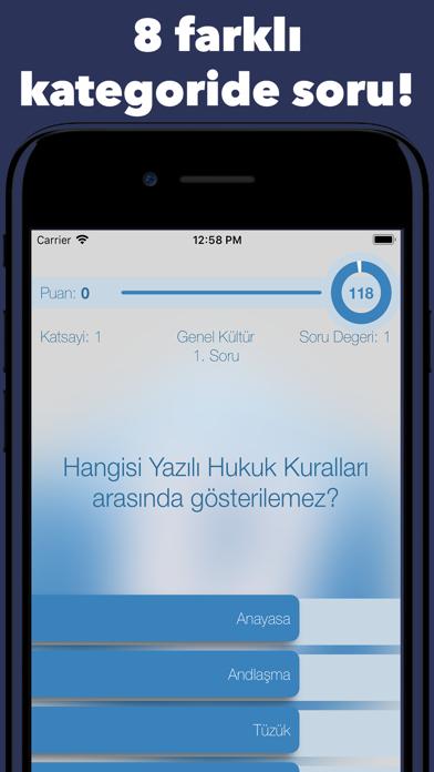 Kim Bilir - Knowledge quiz screenshot four