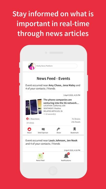 Shelly News screenshot-3