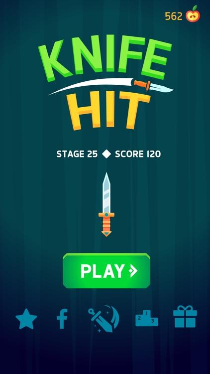 Knife Hit screenshot-3