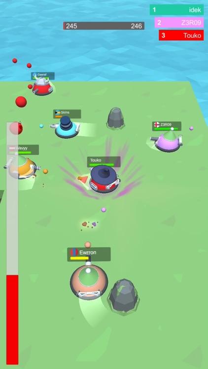 Clash Of Balls.io screenshot-5