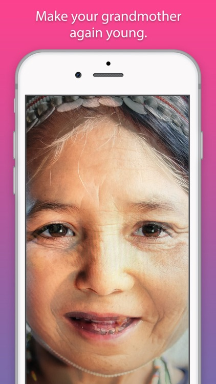 Face Transformer (Face MORPH) screenshot-3