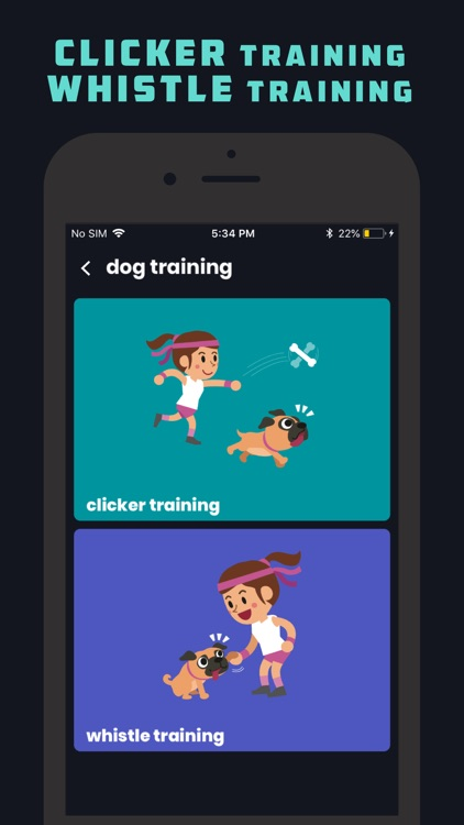 Dog Whistle & Clicker screenshot-5