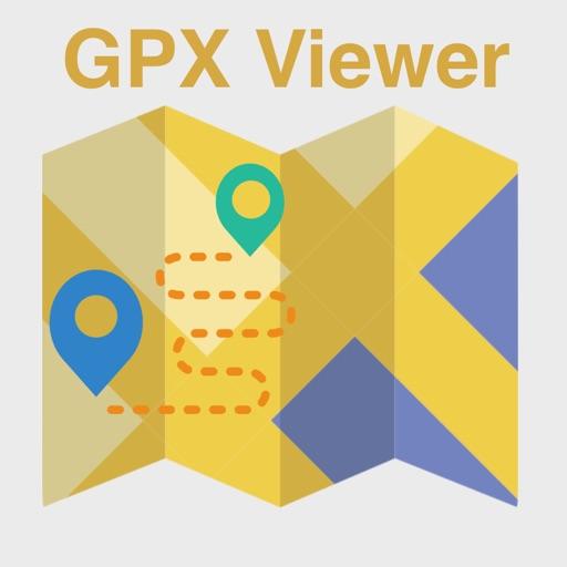 GPX Viewer-Converter-Tracking