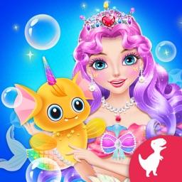 Magic Princess Aquarium Game