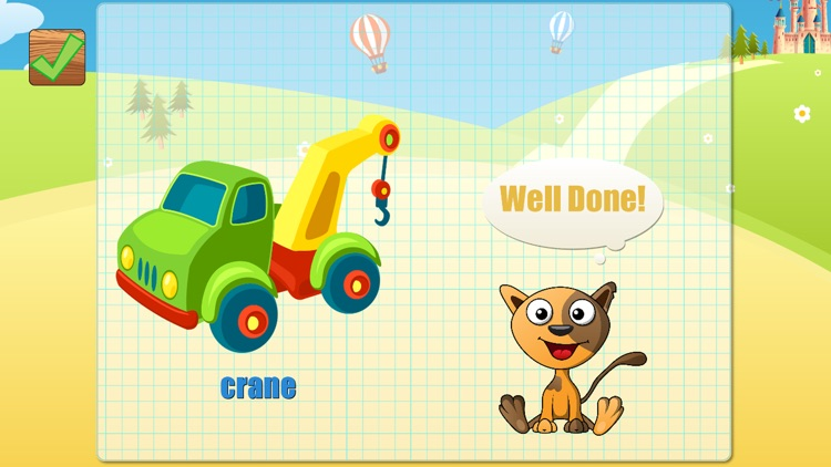 Smarty: Learn my First Words screenshot-4
