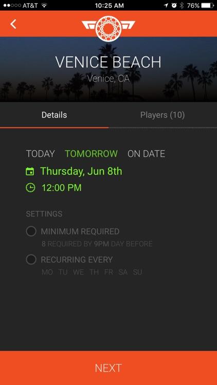 Fullcourt: Pickup Basketball screenshot-3
