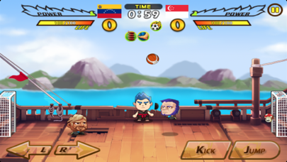 Head Soccer ScreenShot1
