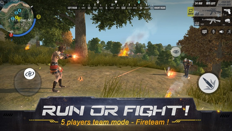 Rules of Survival screenshot-3