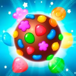 Candy Match 3: Sweet Lands