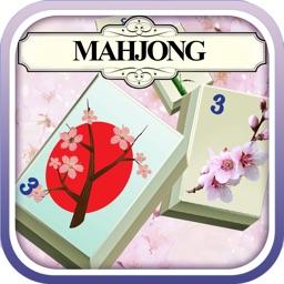 Mahjong Sakura Day Traditional