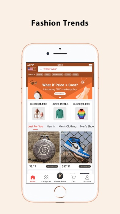 Wholee - Online Shopping App wiki review and how to guide