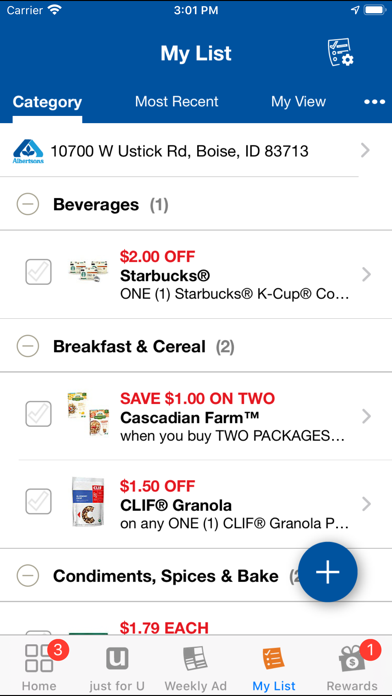 Albertsons Deals & Rewards wiki review and how to guide