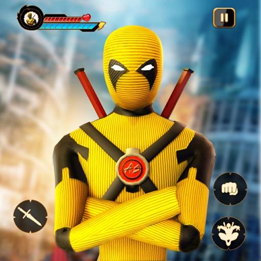 Stickman Dual Sword -Dead Hero Icon