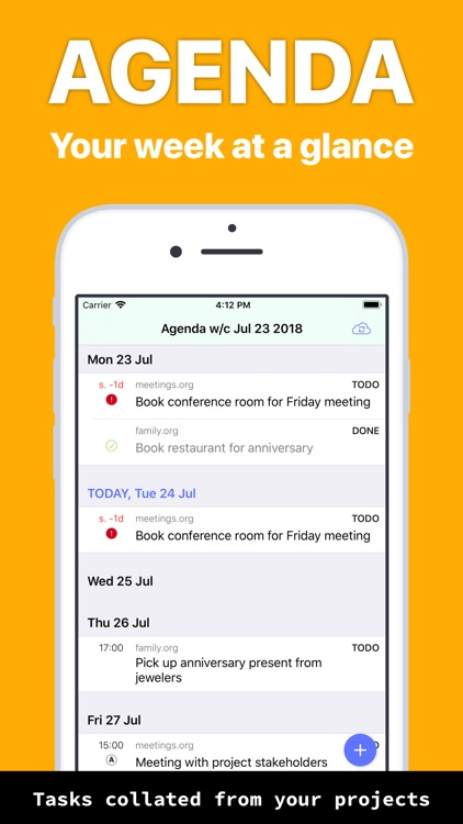 beorg: To-Do List & Agenda